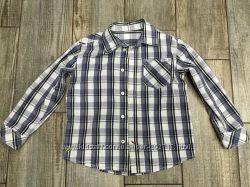 Рубашки на 116-122 см