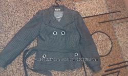 Пальто женское короткое, S, оч. хор состояние