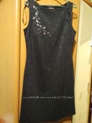Красивое нарядное платье C&A, 38 М, состояние отличное