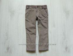 Плотные вельветовые джинсы для мальчика. Denim Co. Размер 2-3 года