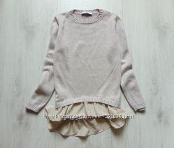 Стильный свитерок для девочки. M&S. Размер 11-12 лет