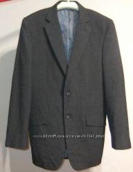 Классический фирменный мужской пиджак размер 50-52