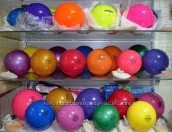 Мяч TOGU Standart для художественной гимнастики 16см 19см 300г 400г