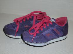 Кроссовки на девочку KangaRoos, US11, Eur29