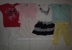 Вещи пакетом девочке 2-3 года Лето