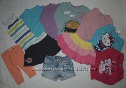 Вещи пакетом для девочки 2-3-4 года