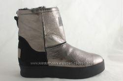 зимние ботинки сапоги Украина кожа гарантия УГГИ