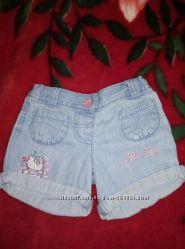 Продам шорты на девочку 2-3 лет