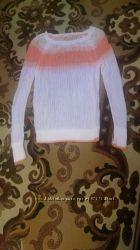 Ажурный свитерок Виктория Сикрет.