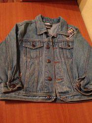 Джинсовая курточка , 110-116, CA