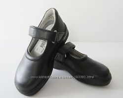 Туфли в школу. кожа  jj school , 30 размер