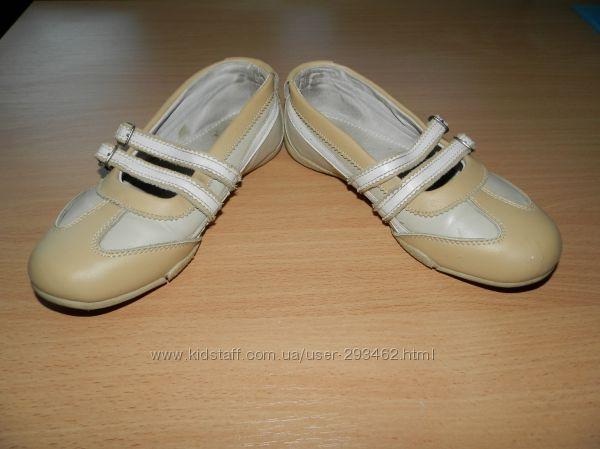 Туфли B&G кожаные р. 33 стелька 21 см