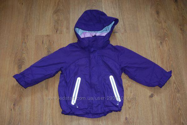 куртка H&M для девочки 18-24 мес