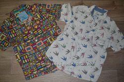 Рубашки Некст