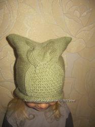 Отличная шапочка Сова