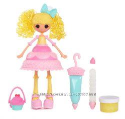 Куклы Lalaloopsy 25см - Снежинка, Принцесса, Смешинка, Салли и Сластена