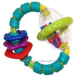 Погремушки и игрушки для малышей