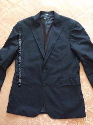 Пиджак шерстяной Манго