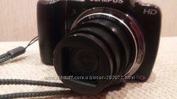 Цифровой фотоаппарат Olympus SZ-10 черный