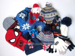 Фирменный сток шапки Англия
