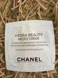 Пробники крема chanel hydra beauty micro creme