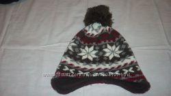 шапка зимняя на флисе