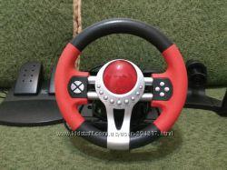 Игровой манипулятор - Рулевое колесо BRAVIS PU-V5