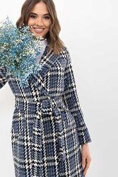 Скидка. Cтильное пальто весна, новая коллекция 2021
