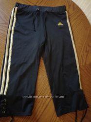 Леггинсы спортивные   adidas, новые на размер sm