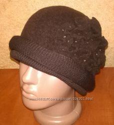 Женские шапки из мягкого фетра и валяной шерсти