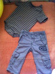 Комплект штаны Мехх и кофта Сооl clab