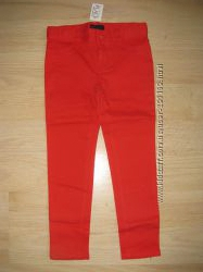 Новые CRAZY8, GYMBOREE, CHILDRENS PLACE джинсы легинсы скинны  на 4-5 лет