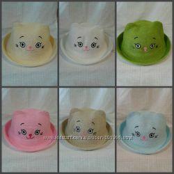 Детские шляпки