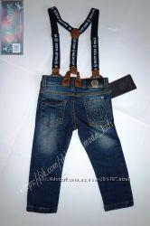 брендовые джинсы для мальчишек. Последние размеры
