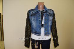 Стильная летняя джинсовая куртка APPLAUSE FASHION