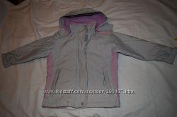 Термокурточка на девочку 9-10 лет, 140 см