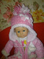 Зимние теплые шапки