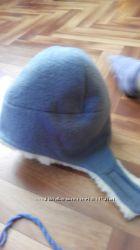 Зиние шапки для мальчика
