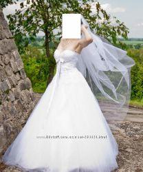 СРОЧНО Свадебное платье от дизайнера Тани Григ