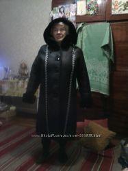 Теплющее пальто