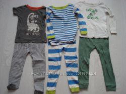 Пижамы GAP Оригинал на 4 и на 5 лет