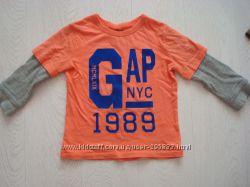 Регланы Рубашки GAP NEXT  H&M на мальчика. р. 86, 92, 98