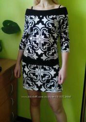 платье-туника красивое и приятное к телу