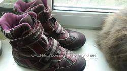 ботинки сапоги зимние Geox р. 36