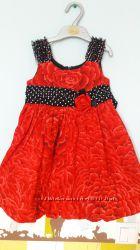 Шикарное  хлопковое платье Bonnie  Jean