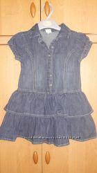 Джинсовое платье  Old Navy