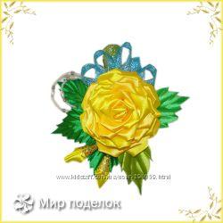Цветы разные заколки для девочек. Киев.