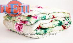 Теплые одеяла ТЕП из овечьей шерсти. В наличии