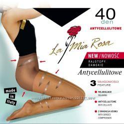 Колготки La Mia Rose 40 Den с утяжкою