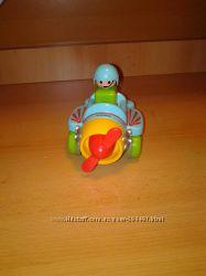 Инерционная игрушка Самолет Tomy